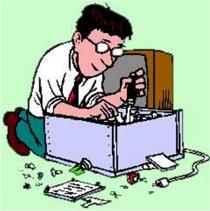 Мастер по ремонту компьютеров