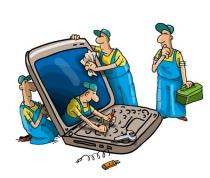 мастер по ремонту ноутбуков